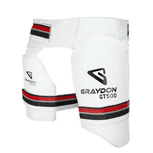 Graydon GT-500 All In one thigh Guard Set-Light weight Dual Thigh Pads
