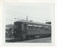 CITY LINES OF WEST VIRGINIA Streetcar CLARKSBURG WV 1947 Photograph