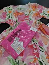 LuLaRoe Outfit Perfect T XL & TC Leggings NWT FLORAL PEONY 🌸 Super CUTE 🌸
