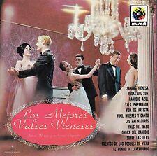 Orquesta LA Opera Popular Vienesa Los Mejores Valses Vieneses CD  Nuevo Sealed