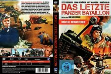 """""""Das letzte Panzer Bataillon"""" Monte Cassino 1944! Digital remastered! Neue DVD"""