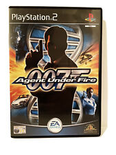 James Bond 007: Agent under Fire PlayStation 2, 2001 COMPLETE 💎 rapide POSTAGE 💎