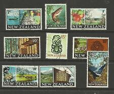 Machine Cancel Australian & Oceanian Postage Stamps
