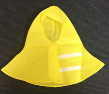 Case Of 50 Protective Hoods .Covers Head,Neck,Sholders. Velcro Closure.