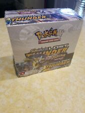 36ct Pokemon SM8 LOST THUNDER Booster Pack Lot FACTORY SEALED /& UNSEARCHED!!
