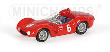 Maserati Birdcage #6 1961 1:43 Model 400611206 MINICHAMPS