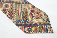 GIANNI LA SCALA Silk tie Made in Italy E82665