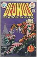 Beowulf #1 DC 1975 Bronze Age Comic FN+/VF- (1st DC Appearance)