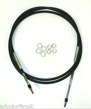 """Buyers Products 6203BBU144 144""""   Universal Control Cable,PTO,Valve Dump Truck"""