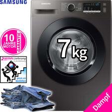 Samsung Direktantrieb Waschmaschine Dampf Hygiene 1400UpM Black Edelstahl Design