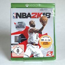 NBA 2K18 - Basketball - Kyrie Irving - Xbox One - XB1 *nagelneu*