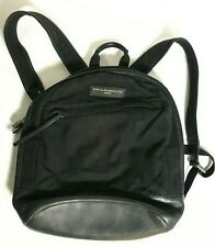 want les essentiels Kastrup Organic Black Backpack
