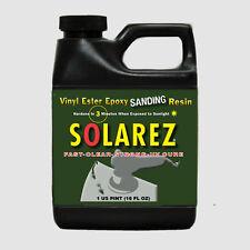 Solarez Vinyl Ester Epoxy Sanding Resin Pint