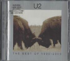 U2 / THE BEST OF 1990 - 2000 * NEW CD * NEU *