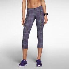 Abbigliamento sportivo da donna viola Nike in poliestere