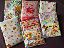 Kawaii Stationery Grab Bag Lot. *101+ Pcs* Memo Paper, Letter Sets, Stickers