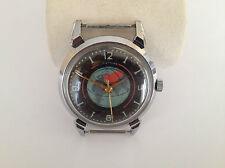 Vintage Rare SPUTNIK 100% Original Satellite USSR 1 MCHZ Kirovskie Watch #3