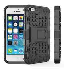 for Apple iPhone Shockproof Case 6s 5C 5S SE Rugged Hard Back Case Cover