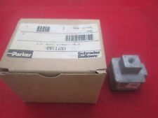 "Parker 1/8"" Quick Exhaust Valve 0R12B new"