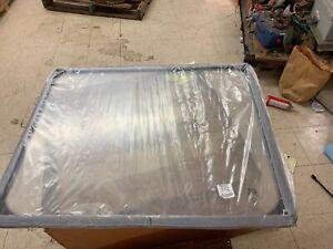 234/00704 Rear Windowpane Glass For JCB Telehandler 23400704