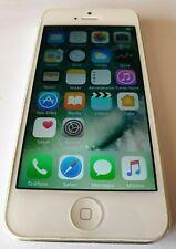 iPhone 5 16GB Bateria Nueva. LIBRE. USADO