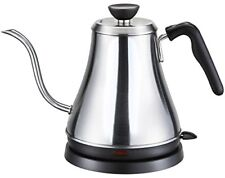 ❤ Electric Kettle Tea Coffee Hot Water Willow & Everett Gooseneck For Pour Over