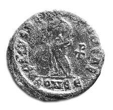 Aelia Flacilla, 379-386 Ad. AE22. SALUS REIPUBLICAE #TE89