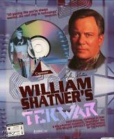 WILLIAM SHATNER'S TEKWAR PC GAME +1Clk Windows 10 8 7 Vista XP Install