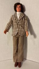 Vintage 1973 Mattel Barbie Mod Hair Ken Doll w/Original Outfit & Shoes