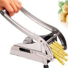 Stainless Steel French Fry Potato Vegetable Cutter Maker Slicer Chopper
