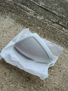 Vauxhall Astra K 2015 - On L/H Door Mirror Cover WHITE