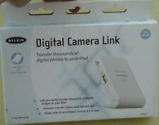 Belkin Digital Camera Link - For iPods with Dock Connector - Brand New In Box