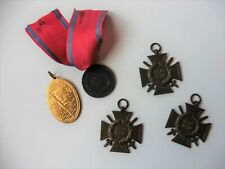 Originales Konvolut 1 WK 5 Orden - Medaillen