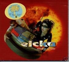 (398B) Elcka, Nothing To Lose - 1997 DJ CD