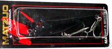 MATZUO 10cm SEA SPIT & SPUTTER SINKING LURE BLACK RED