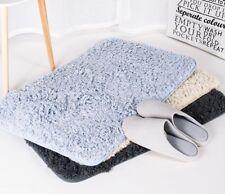 Comfortable Bath Mats Kitchen Bedroom Door Rug Set Water Absorbent Toilet Carpet