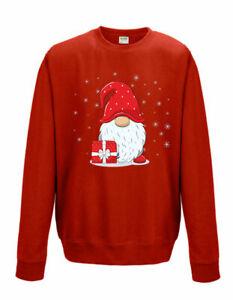 Sweatshirt Shirt Pullover Pulli Unisex Weihnachten Winter Wichtel