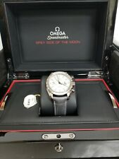 Omega Speedmaster Grey Side of The Moon Brand New 12,000.