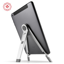 Twelve South Compass 2 iPad/Tablet Kitchen/Travel Stand & Typing Wedge, silver