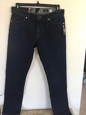 New!! Men's Volcom Jeans 2x4 Skinny 32x30