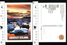 ABSOLUT VODKA - COLLECTION N°128 - ABSOLUT ICELAND - 57094