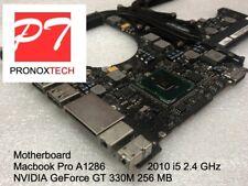 """Carte mère Apple Macbook Pro 15"""" A1286 2010 i5 2.4GHz 820-2850-A VR 256 Mo"""
