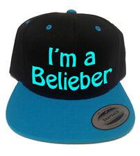 i'm a belieber hat, belieber snapback, justin bieber hat