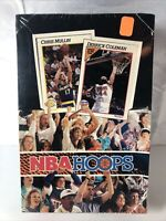 1991-92 NBA Hoops Series 1 Basketball Wax Box NEW!!! Unopened Factory Sealed!!