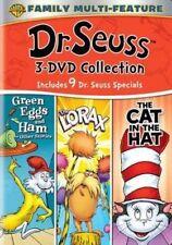 Dr Seuss Triple Feature 0883929407354 DVD Region 1 P H