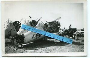 Foto - 1 : Militär-Flugzeuge aus Norwegen ??? mit Kennzahlen im 2.WK