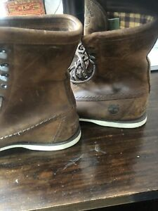 Men Timberland boots size 10