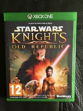 Star Wars knights of the old republic Xbox One Custom Game Case