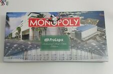 MONOPOLY PROLOGIS INDUSTRIAL REAL ESTATE EDITION UNUSED TRADING GAME TOY