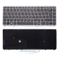 Compatible For HP EliteBook 840 850 G1 840 850 G2 ZBook 14 Keyboard 736654-031